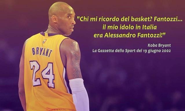 Quella volta che Kobe disse: