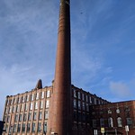 Old Tulketh Mill in Preston
