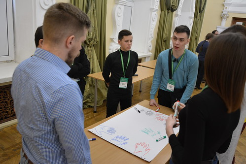Youth training course in Dnipro, Ukraine