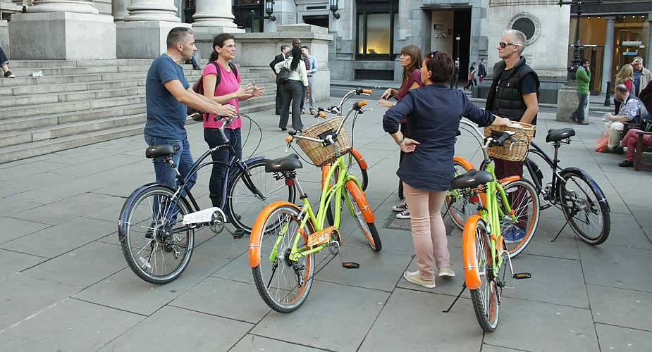 Fietsen in Londen | Ontdek de leukste plekken van Londen op de fiets