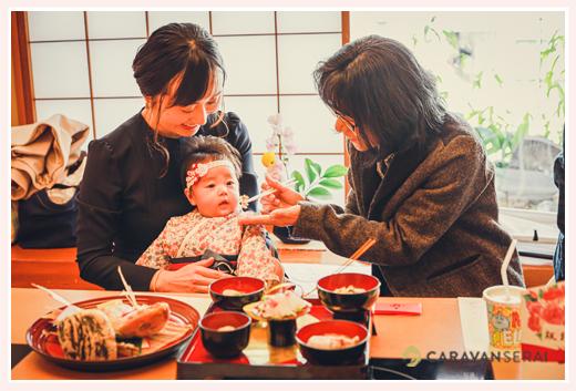 お食い初め 木曽路 愛知県名古屋市