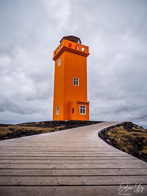 Svörtuloft Lighthouse, Iceland