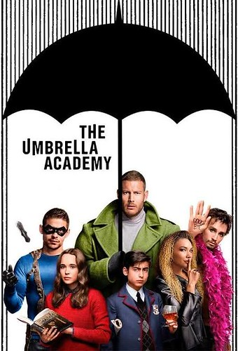 The Umbrella Academy: Reparto y Sinopsis