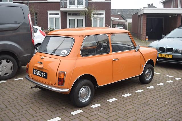 Mini Clubman 1100 1974