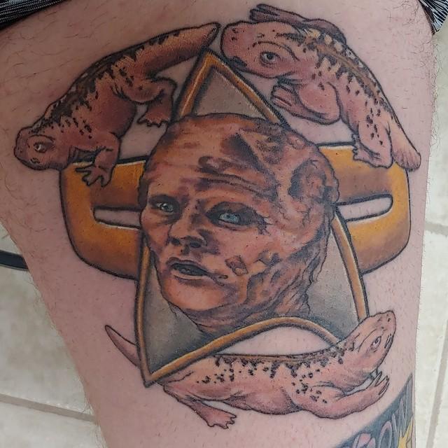 Threshold Day tattoo