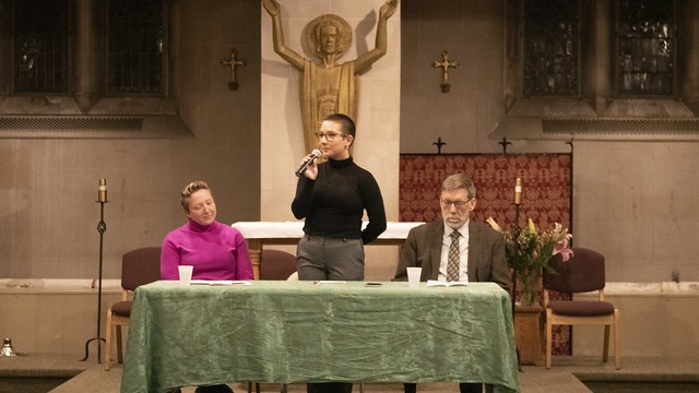 LGBTQ Catholic Experience Panel
