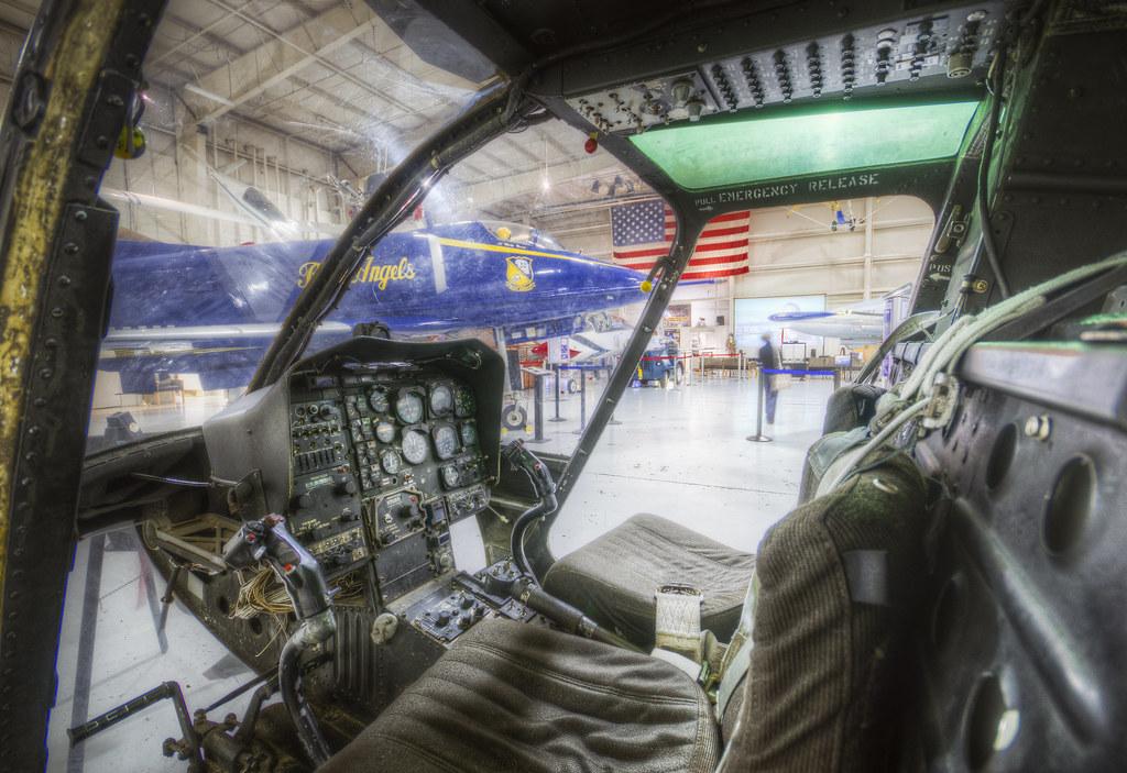 Kiowa Cockpit