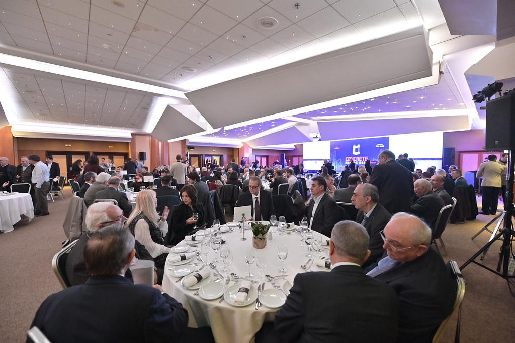Concrete awards 2019 ceremony