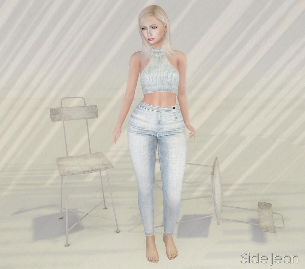 -siss boom-side jean ad