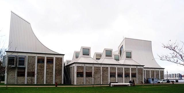 Utzon Center - Aalborg - Denmark