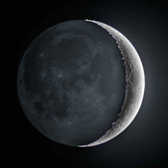 15% Waxing Crescent Moon (Blended)  28/01/20