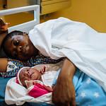 At a hospital in Brazzaville, Republic of Congo
