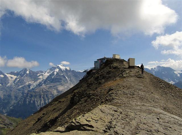 Schilthorn in Switzerland