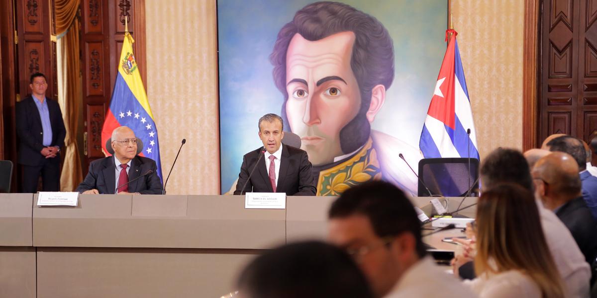 Instalada plenaria de la vigésima Reunión de la Comisión Intergubernamental del Convenio Cuba Venezuela