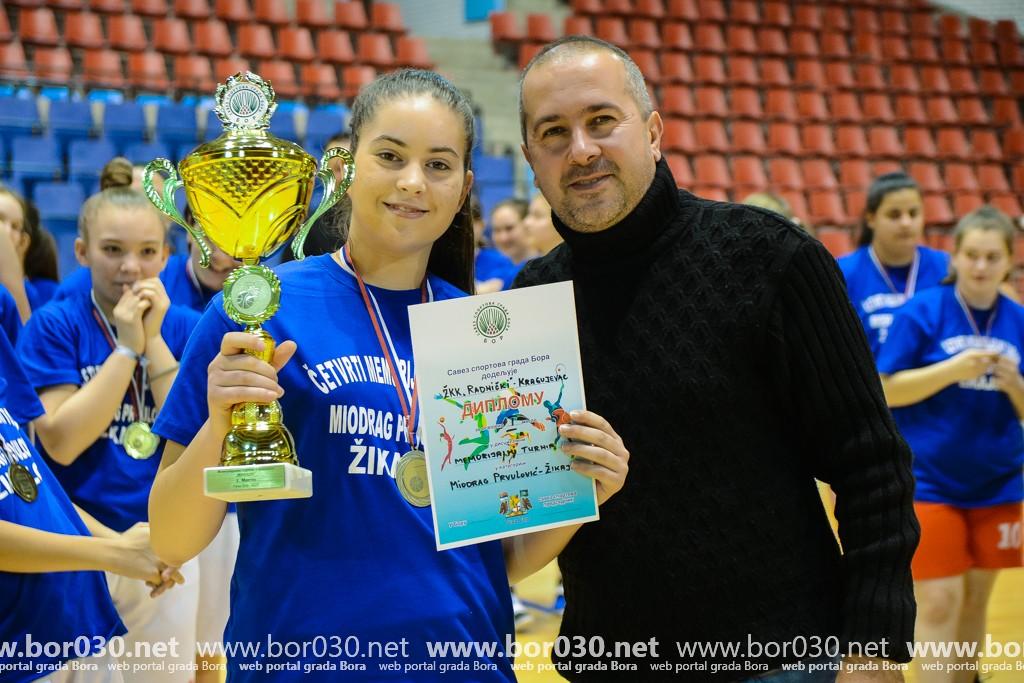Memorijal Miodrag Prvulović Žikajlo (26.01.2020)