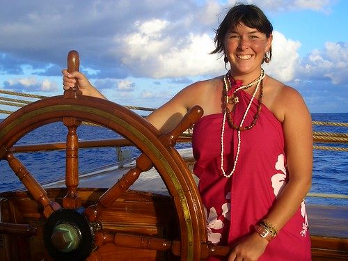 marlinspike- amanda on way to Vanuatu 173 | by Barque Picton Castle