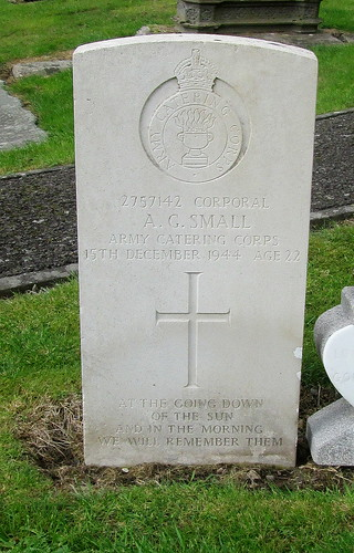 Dunning War Grave