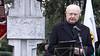 Erzbischof em. Dr. Robert Zollitsch, selbst Zeuge der unmenschlichen Deportation in Jugoslawien, sprach ein Gebet für die Verstorbenen in der Verbannung