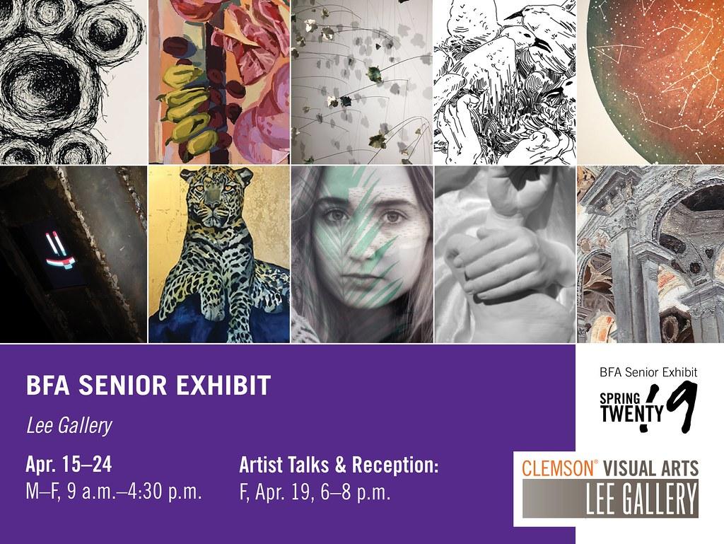 2019 Spring BFA Exhibit
