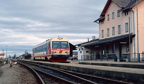 waidhofenanderthaya waidhofenanderthayabahnhof obb osterreichischebundesbahnen class5047 5047008 novog