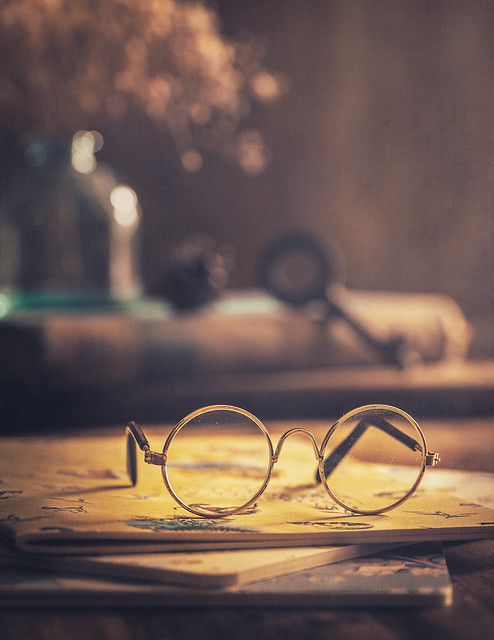 All things are possible with the right glasses