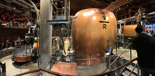 Starbucks Reserve Roastery in Chelsea (2)