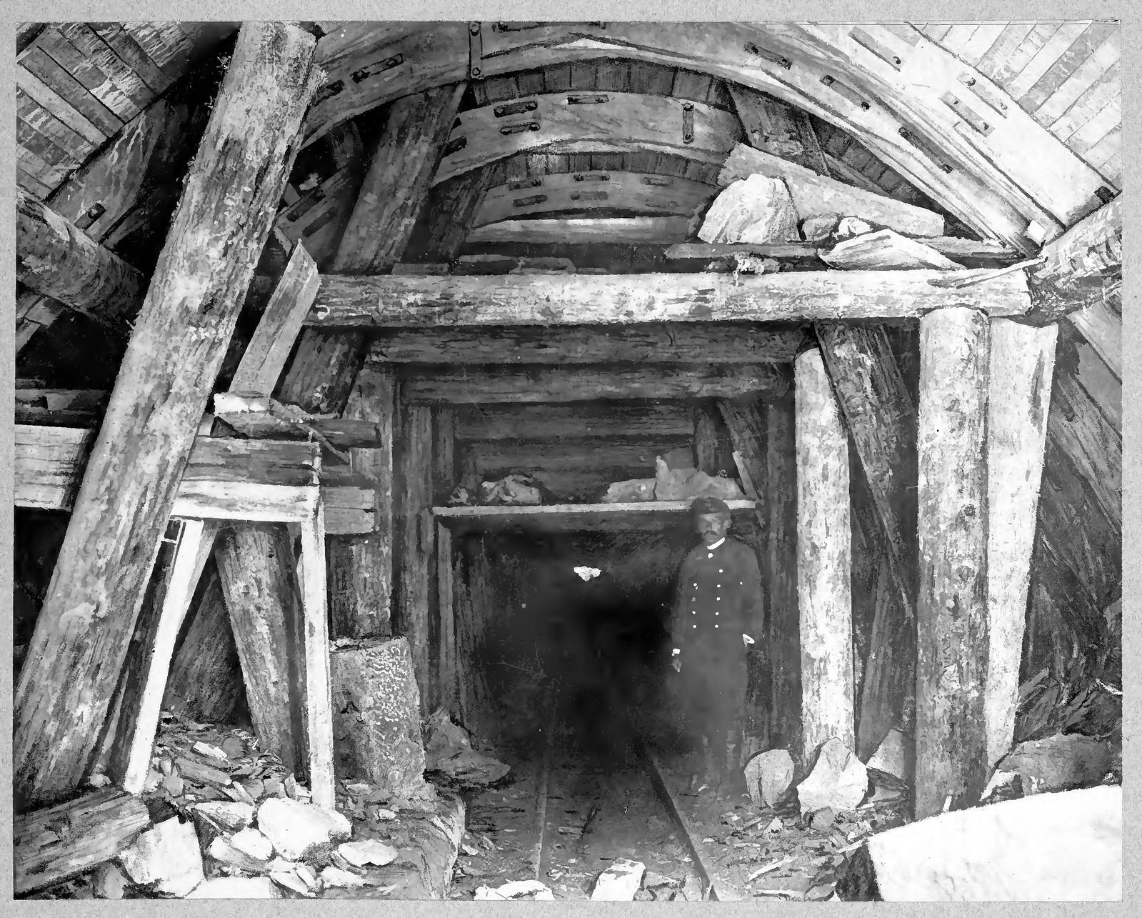 38. Строительство свода тоннеля