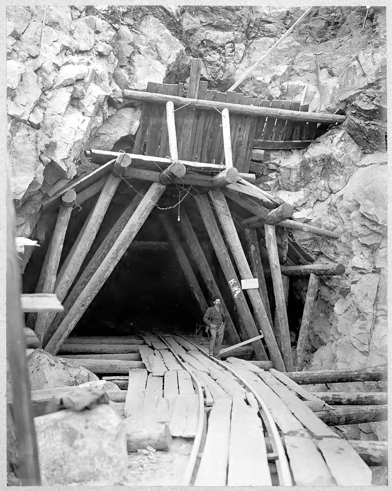 37. Разработка калотты тоннеля