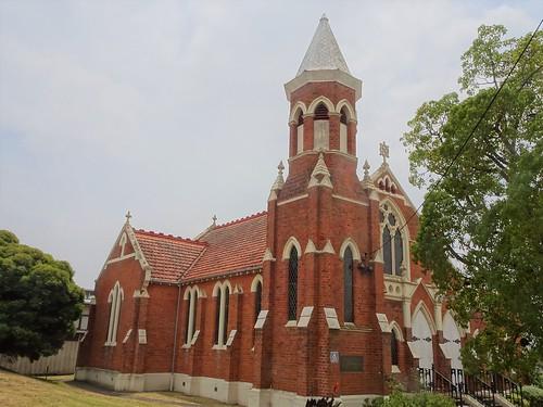 church presbyterian standrews casterton