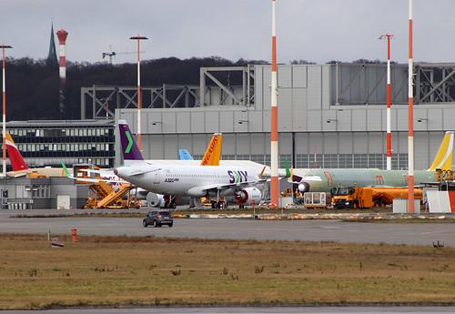 D-AUAU 9344 A320 Sky XFW 22-01-20