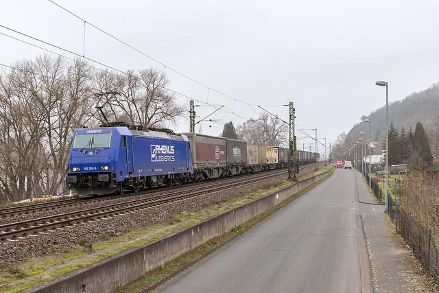 Leubsdorf, 25 januari 2020   Crossrail 186 268
