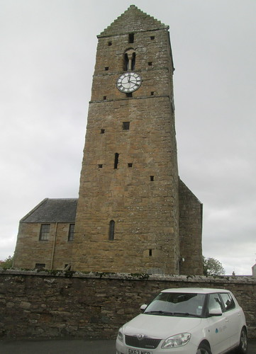 Tower, St Serf's, Dunning