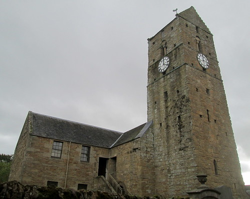 St Serf's and Tower, Dunning