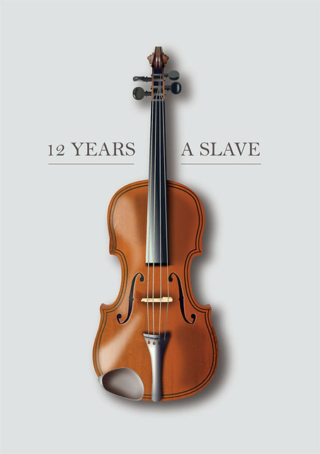 12 Years A Slave - Alternative Movie Poster