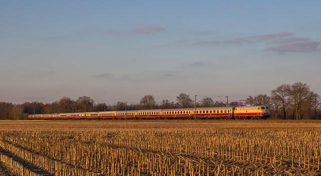 Mit dem Rheingold nach Papenburg (3)