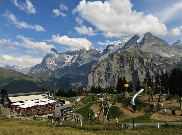 Allmendhubel in Switzerland