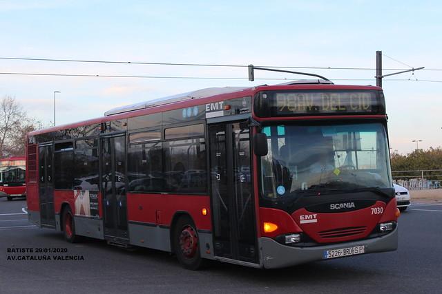 Emt Valencia 7030