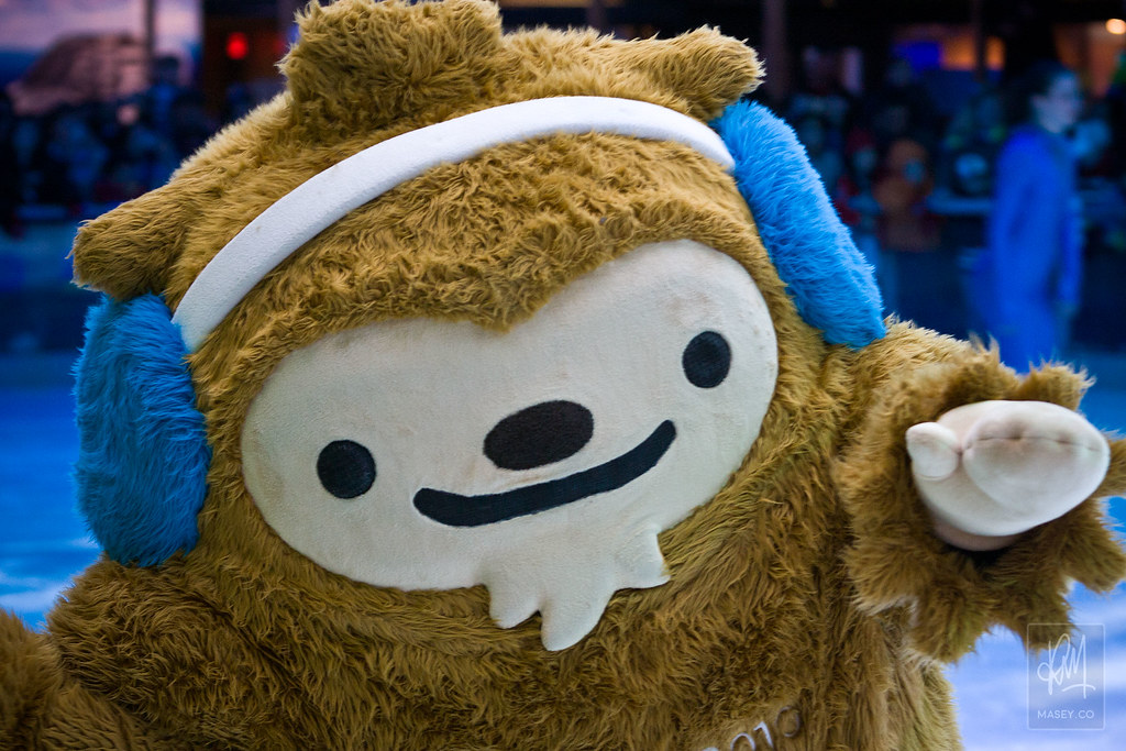 Meet the Mascots - Quatchi