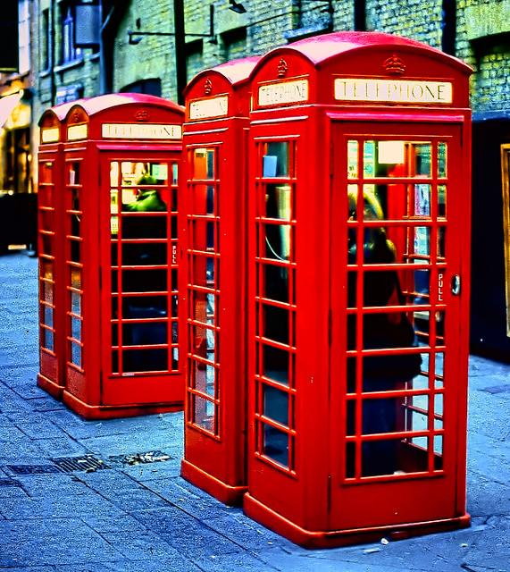 AH, LONDON!