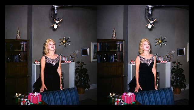 Actress Betsy Palmer - unknown location - December, 1959