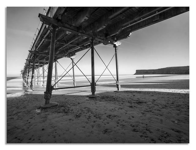 Saltburn-by-the-Sea In Jan 2020