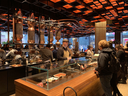 Starbucks Reserve Roastery in Chelsea (3)