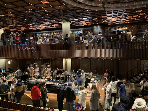 Starbucks Reserve Roastery in Chelsea (1)