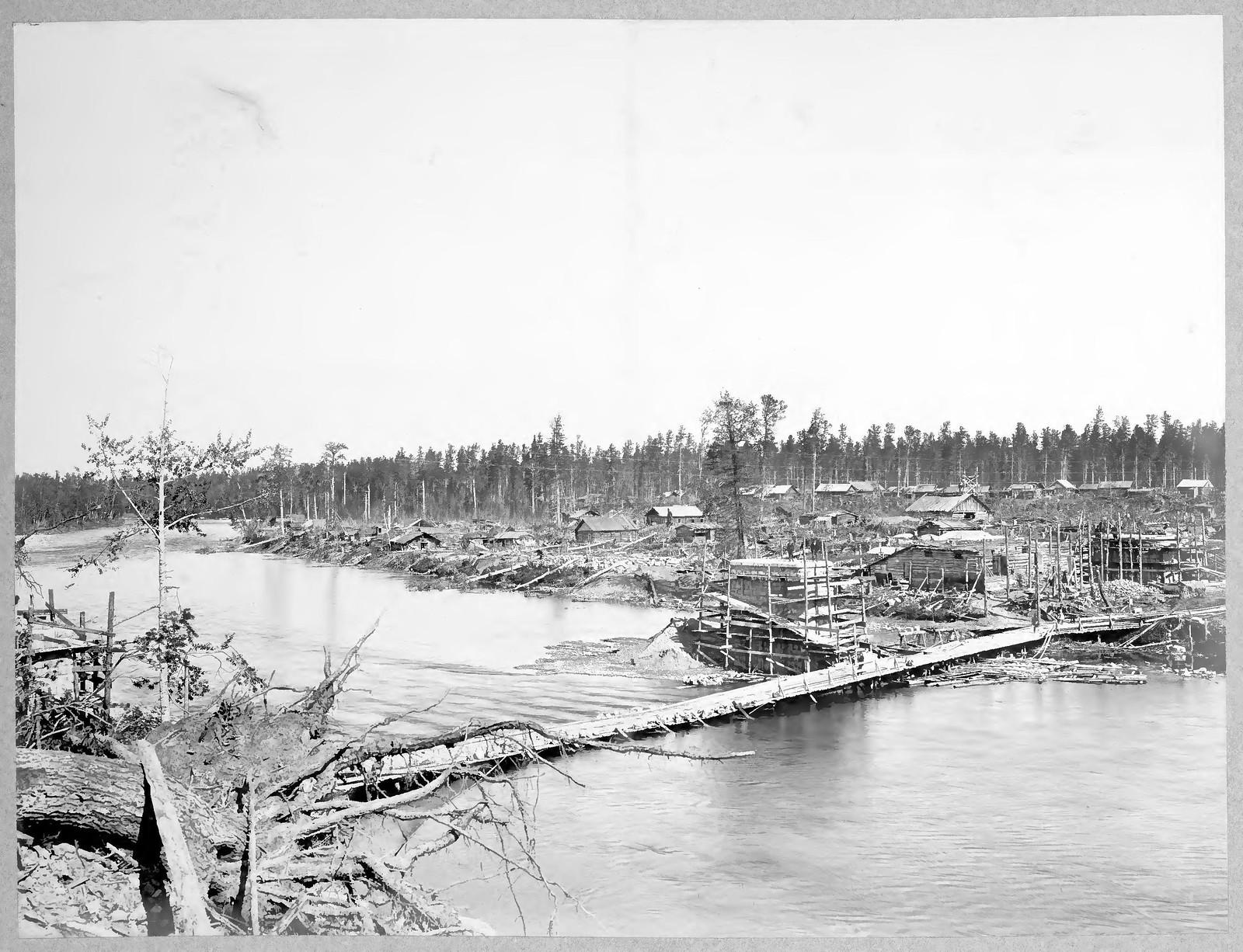 46. Строительство моста через реку