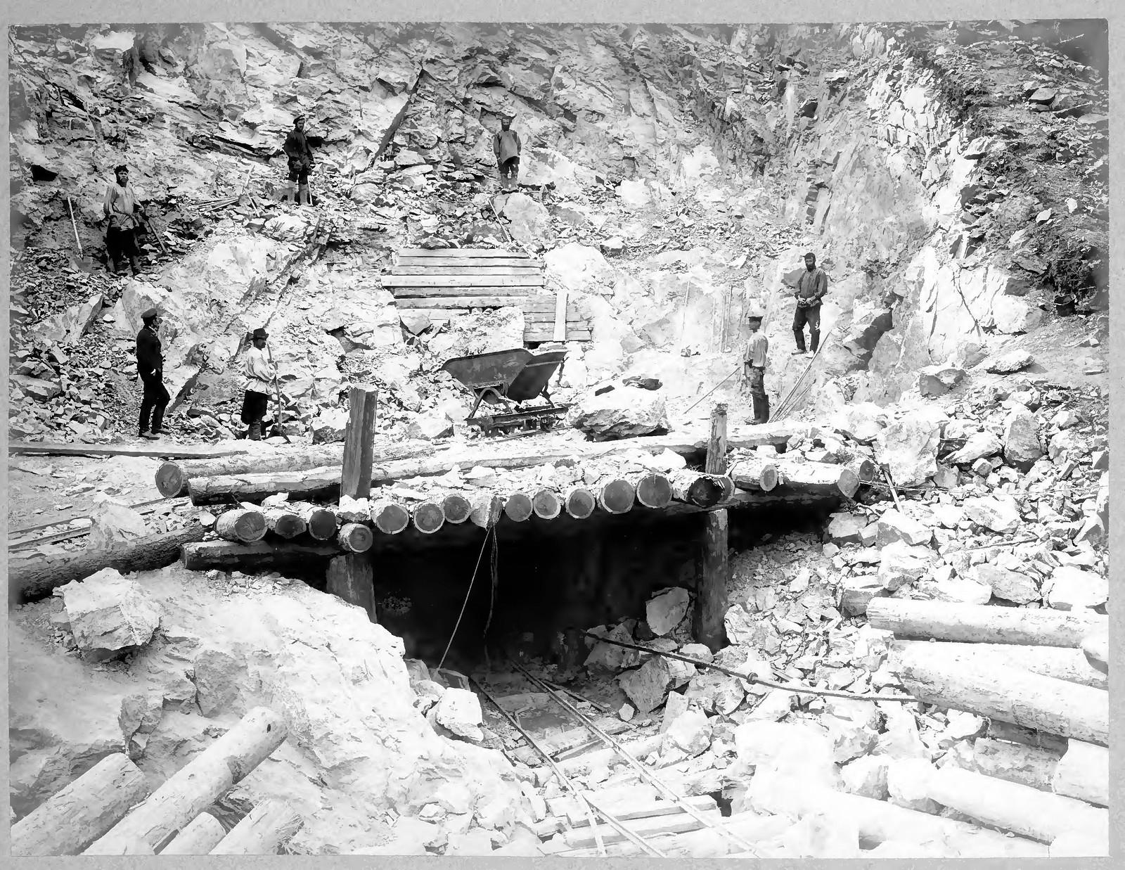 35. Строительство тоннеля