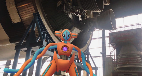 386 Deoxys (normal form)