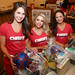 2020 Super Bowl Week: Chiefs Cheerleaders' Community Service Project