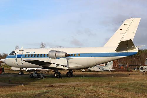 D-AXDB VFW-614 Nordholz 22-01-20