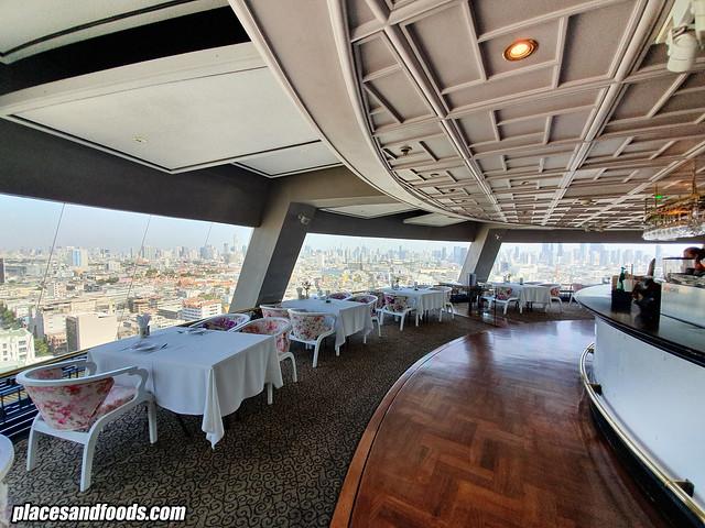 grand china hotel bangkok rotating restaurant