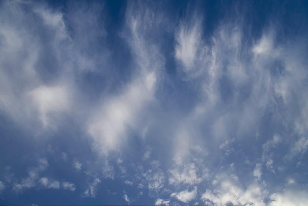 Sky Over Plano, TX